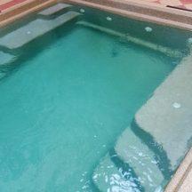 Keramikschwimmbecken