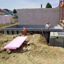 Bauvorbereitung